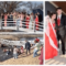 Prom party takes a plunge