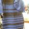 Gold & White or Blue & Black?
