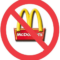 Countries that have banned McDonald's