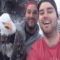 Brothers Save Bald Eagle Then Take Selfie